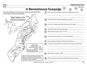 Printables Revolutionary War Worksheets printables revolutionary war worksheets safarmediapps american revolution fireyourmentor free printable mreichert kids related posts