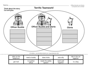 Printables Officer Buckle And Gloria Worksheets results for officer buckle and gloria worksheets guest the mailbox reproducible rl 1 3