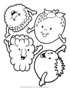 Results for blueberries guest the mailbox for Blueberries for sal coloring page