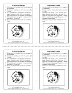 Types of descriptive essays