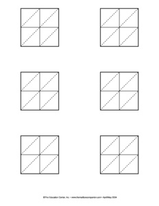 Ideas of Lattice Multiplication Worksheets With Additional ...