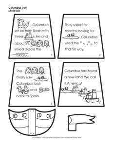 math worksheet : results for christopher columbus day  guest  the mailbox : Columbus Day Math Worksheets