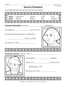 math worksheet : results for abraham lincoln worksheets  kindergarten  guest  : Presidents Day Kindergarten Worksheets