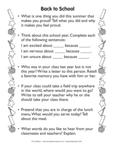black history writing prompts It's february, and we have a brand new set of black history month writing worksheets just for the occasion if you have already taught your students about rosa.