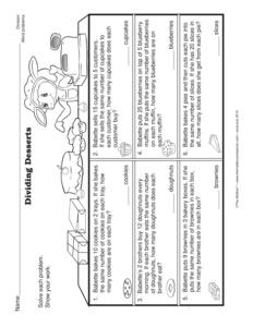 division word problems interpreting remainders worksheets 5th grade math word problem. Black Bedroom Furniture Sets. Home Design Ideas