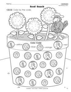 Coin identification worksheet for kindergarten