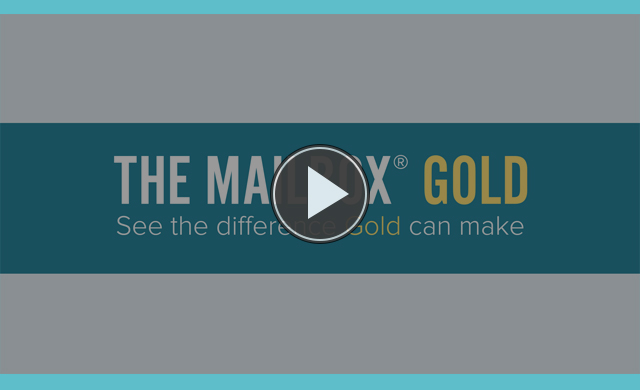 The Mailbox Gold video